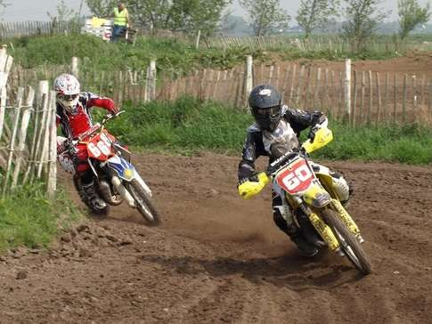 Bleak Hall Motocross club, click to close